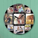 Custom Clock with own photos 003_