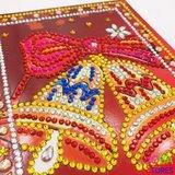 Diamond Painting *Special* Kerstkaarten set (4 stuks)_