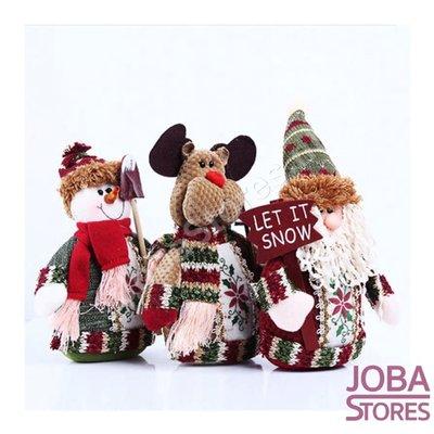Kerst Poppen Set 02 (3 stuks)