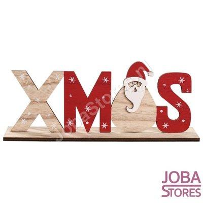 Houten Kerst Plankje Xmas