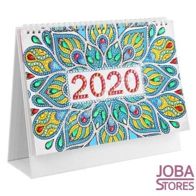 Diamond Painting Kalender 2020