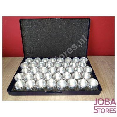 Diamond Painting Storage boxes Aluminum (40 pots)