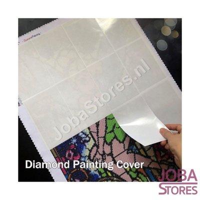 Diamond Painting Cover film 10x15cm (20 pieces)