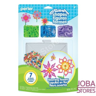 Iron on beads Blooming Flowers