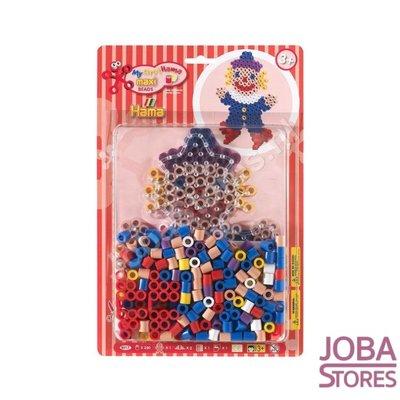 Iron on beads Hama Maxi kit Clown
