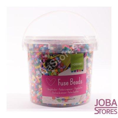 Iron on beads Assorti Primary Bucket (14000 pieces)