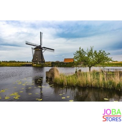 Diamond Painting Molen 40x50cm