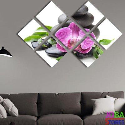 Diamond Painting Orchidee 7 luiks