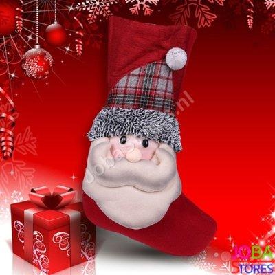 OP=OP Kerst Sok Kerstman (48cm)