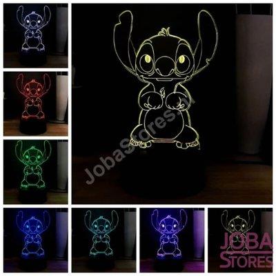 3D Illusie Lamp Stitch (7 kleuren instelbaar)