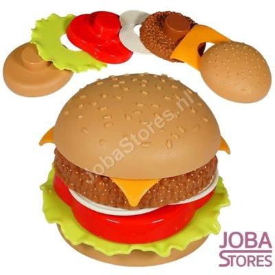 OP=OP Speelgoed Hamburger (maak je eigen hamburger)
