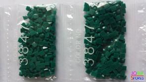 Nummer 3847 vierkante steentjes (klein)